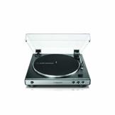 Audio-Technica AT-LP60XUSB VOLLAUTOMATISCHER STEREO-PLATTENSPIELER MIT RIEMENANTRIEB (ANALOG & USB) - 1