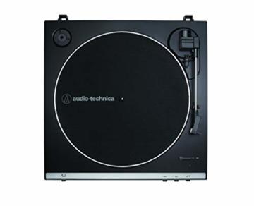 Audio-Technica AT-LP60XUSB VOLLAUTOMATISCHER STEREO-PLATTENSPIELER MIT RIEMENANTRIEB (ANALOG & USB) - 3