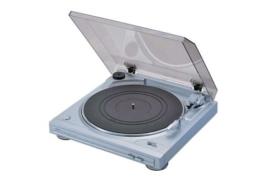 Denon DP-29 F Plattenspieler (RIAA-Phono-Equalizer integriert) silber - 1
