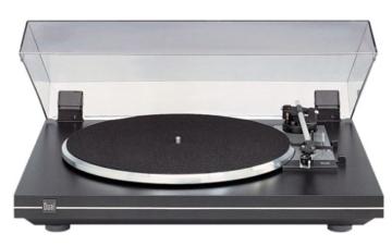 Dual CS 415 2 Plattenspieler schwarz - 1