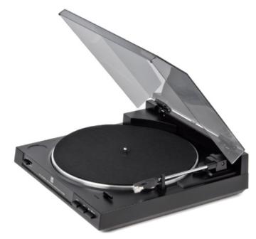 Dual DT 210 USB Schallplattenspieler (USB-Anschluss, 33/45 U/min) schwarz - 11