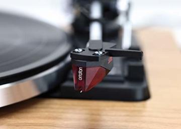 Dual Plattenspieler CS 465 Echtholz-Furnier Kirsche - 5