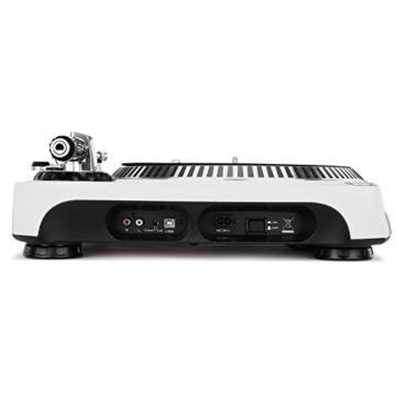 Epsilon DJT-1300 White - DJ Plattenspieler mit Direktantrieb - 3