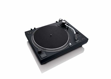 Lenco L-3808 Direct Drive Turntable - Schwarz - 3