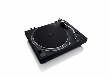Lenco L-400 - DJ Plattenspieler mit Direktantrieb - MP3 Konvertierung und Pitch Control - 5