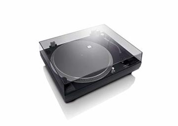 Lenco L-400 - DJ Plattenspieler mit Direktantrieb - MP3 Konvertierung und Pitch Control - 9