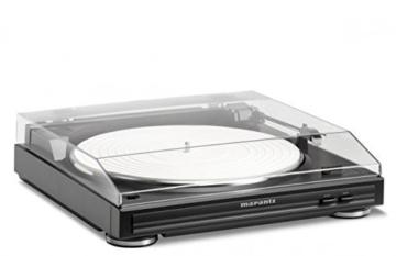 Marantz TT5005/N1B Plattenspieler, schwarz - 1