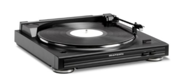 Marantz TT5005/N1B Plattenspieler, schwarz - 2