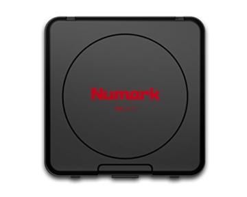 Numark PT01 Scratch - tragbarer DJ-Plattenspieler mit  auswechselbarem Scratch-Switch, eingebautem Lautsprecher, Stromversorgung über Batterie / Netzteil, 3 Geschwindigkeiten und USB-Verbindung - 3