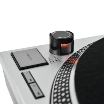 OMNITRONIC BD-1550 Plattenspieler silber - 5