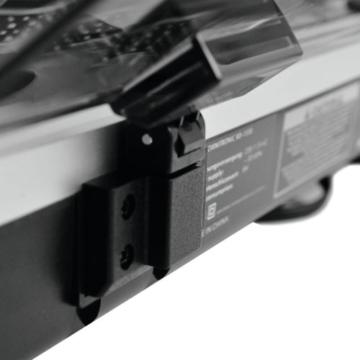 OMNITRONIC BD-1550 Plattenspieler silber - 8