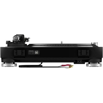 Pioneer DJ PLX-500-K DJ-Plattenspieler mit Direktantrieb, Schwarz - 3