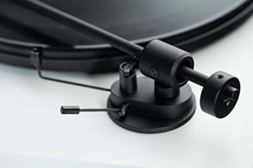 Pro-Ject Primary E, Audiophiler Plug&Play Plattenspieler (Weiß) - 5