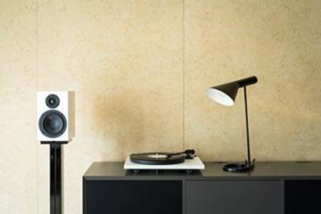 Pro-Ject Primary E, Audiophiler Plug&Play Plattenspieler (Weiß) - 7