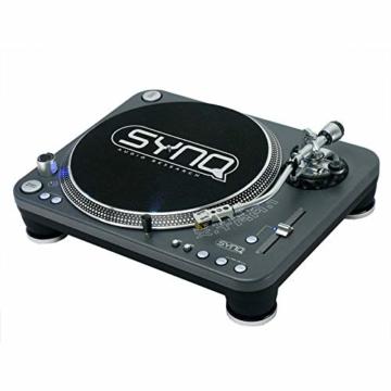 SYNQ X-TRM1 DJ Plattenspieler - 3