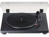Teac TN-180BT(B) Hifi Plattenspieler mit Bluetooth Sender für Lautsprecher und Kopfhörer (Riemenantrieb, 33/45/78 U/min, integrierter Phono-Vorverstärker, High-Density MDF-Gehäuse), Schwarz - 1